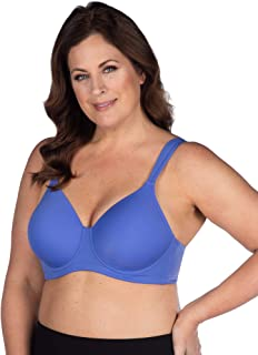 Leading Lady Women's Plus-Size Underwire Padded T-Shirt Bra