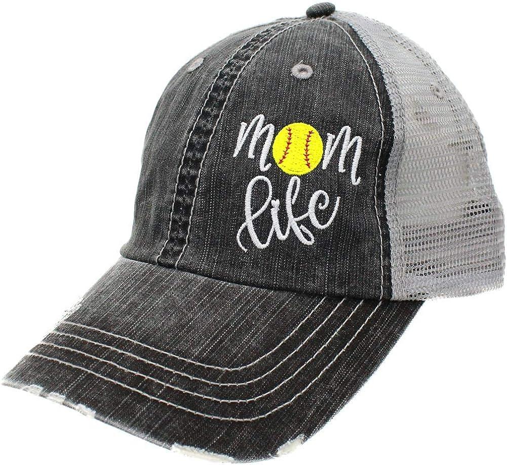 R2N fashions Soccer mom Tennis Max 64% OFF Softball Basketball Baseball 1 year warranty