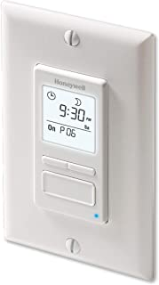 honeywell light switch timers