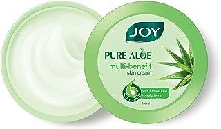 Joy Pure Aloe Multi Benefit Aloe Vera Moisturisers Skin Cream, For Normal to Oily Skin 200 ml
