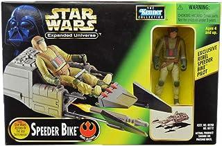 Star Wars – Expanded Universe 69772 – Speeder Bike with Rebel Speeder Bike Pilot