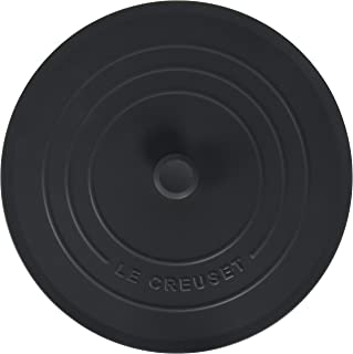 "Le Creuset FB711-7F Silicone Cookware Lid, 11"", Oyster"