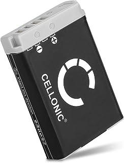 CELLONIC® Batería Premium Compatible con Canon PowerShot G7 X MK II G1x Mark III G5 X Mark II G9 X Mark II PowerShot SX740 HS SX 620 HS SX720 HS SX730 HS NB-13L 1050mAh bateria Repuesto Pila