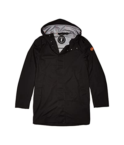 Save the Duck Bark X Hooded Coat (Black) Men