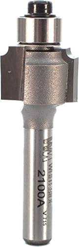 2021 Whiteside Router sale Bits 2100A Beading Bit with Ball outlet online sale Bearing online sale