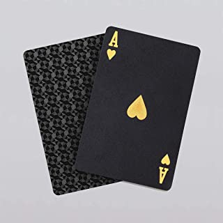 Playing Cards Premium Cool Poker Cards with Unique Bright Colors Standard Size Card Decks Fun Solitaire Games for Kids & A...