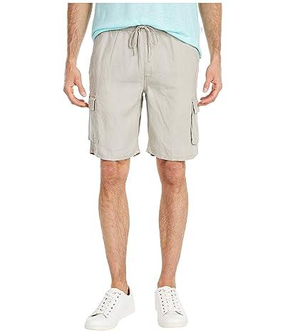 onia Tom Cargo Linen Shorts (Dune) Men