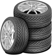 Set of 4 (FOUR) Venom Power Ragnarok Zero X High Performance Tires - 225/35ZR19 88W XL