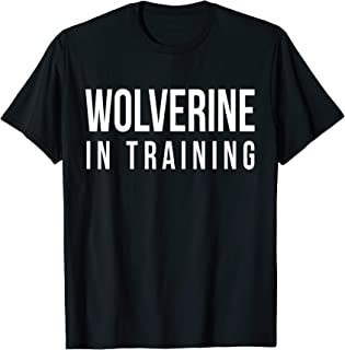 Wolverine in Training