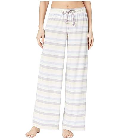 Splendid Sleep Pants (Soothing Sea Horizontal Stripe) Women