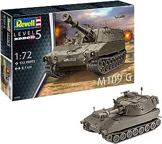 Revell 03305 - M109 G Model 1:72 Scale