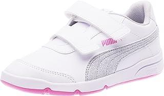 PUMA Stepfleex baby-girls Running Shoes
