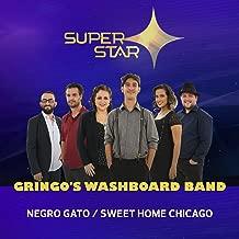 Negro Gato/ Sweet Home Chicago (Superstar) - Single