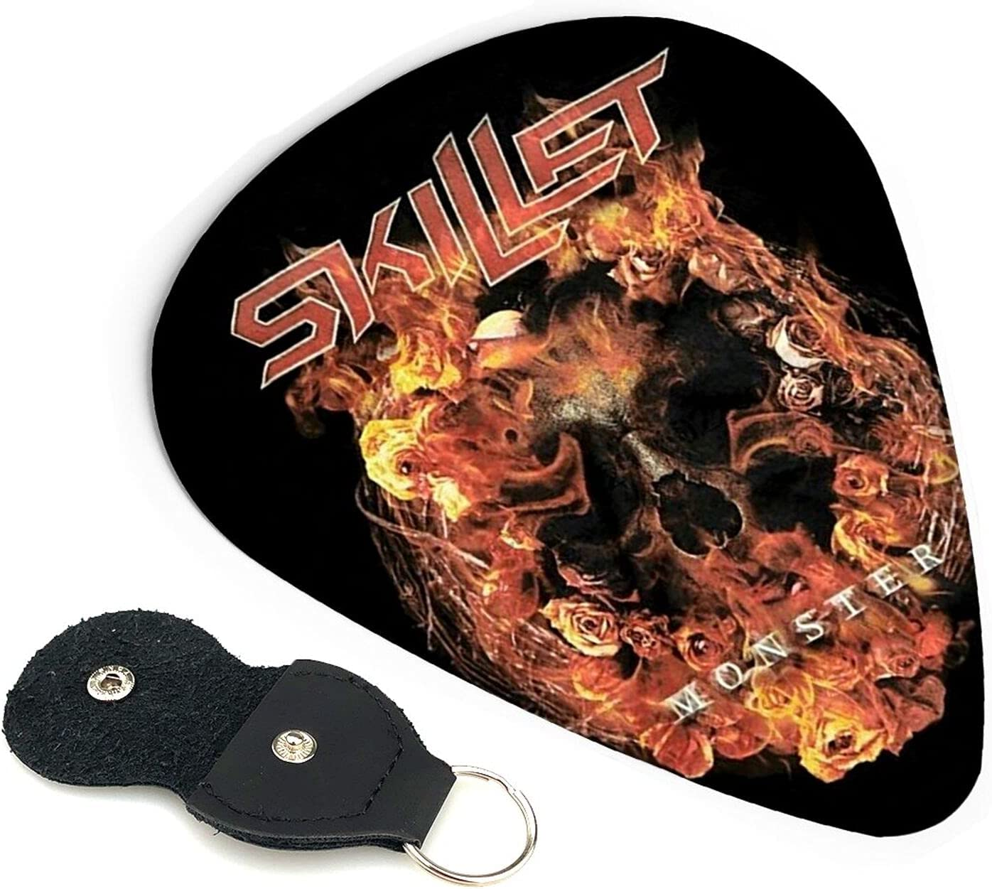Skillet Band Guitar Picks 6 Our All items free shipping shop most popular Plectrum Bass Pack Electric