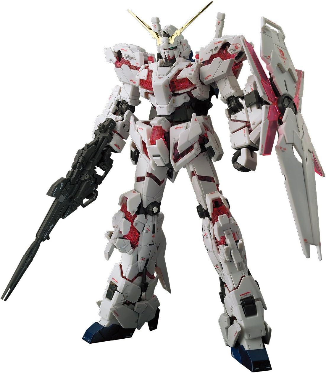 Gundam 1//144 RG #18 GN-0000+GNR-010 00 Raiser Model Kit Bandai US
