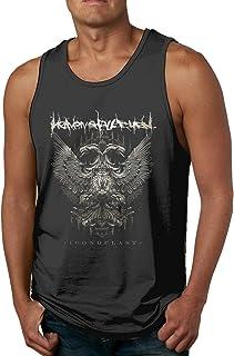 Heaven Shall Burn Tank Top Hombre Chaleco sin Mangas West Comfort Sport Shirts