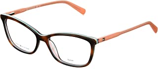 Eyeglasses TH 1318 VN4 Havana Turquoise Peach 52mm
