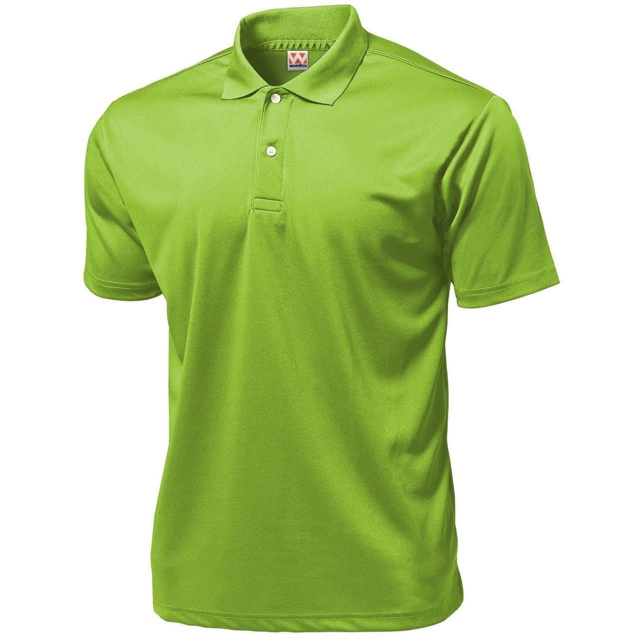 Wundou P335?XL - Polo Deportivo para Hombre, Color Verde Claro ...