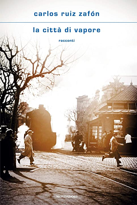 La città di vapore (italiano) copertina rigida 978-8804738237