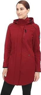 Alpine North Women's Softshell Long Coat