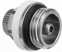 1/2 Inch 30x30mm Copper Automatic Air Vent Auto Cut Off Self Bleeding Radiator Valve for Venting Heating Radiator