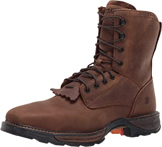 Durango Maverick XP Steel Toe Waterproof Square Toe Lacer Work Boot