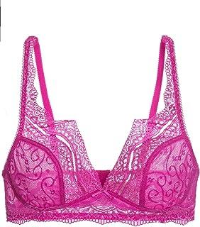 9ae7b113c5 Sutiã Loungerie Top Renda Love Lace Pink