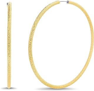 Steve Madden Endless Hoop Earrings