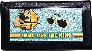 Elvis Checkbook/Debit Holder with Check Register & Debit Photo Insert