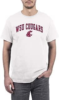 NCAA Men's T Shirt White Arch