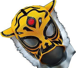 タイガーマスク・(試合用) レスリングマスク レスラーマスク レスリング TIGER MASK WRESTLING MASK WRESTLER MASK LUCHA LIBRE MEXICANA COSTUME COSPLAY …
