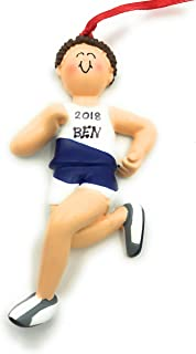 Best runner ornament personalized Reviews