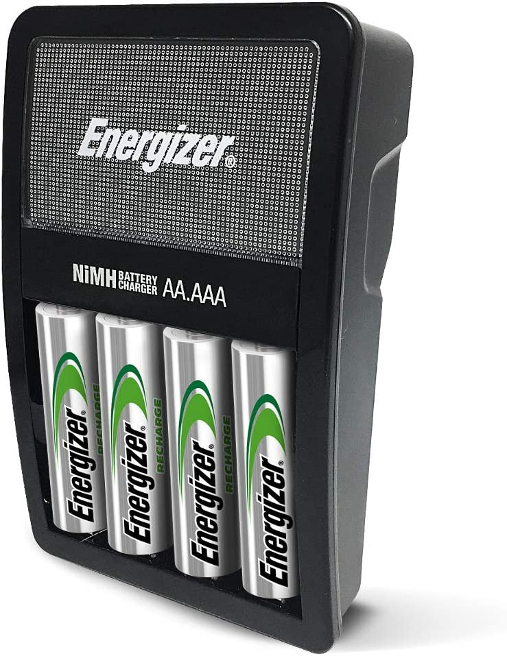 Energizer Rechargeable AA All items free shipping New life and AAA Recharge Valu Charger Battery