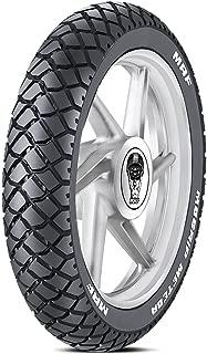 MRF Mogrip Meteor 100/90-18 56P Tubeless Bike Tyre, REAR