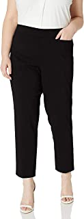 Women's Allure Slimming Plus Size Stretch Pants-Modern Fit