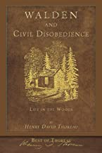 Best of Thoreau: Walden and Civil Disobedience (Illustrated)