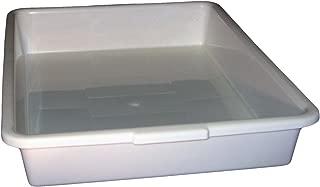 PSC 1007176 General Purpose Tray, Autoclavable, Polypropylene, 18