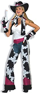 glamour cowgirl costume