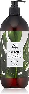AG Hair Natural Balance Conditioner, Apple Cider Vinegar, 12 Fl Oz
