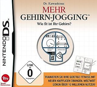 Dr. Kawashima: Mehr Gehirn-Jogging: Wie fit ist Ihr Gehirn? Nintendo DS