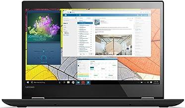 Lenovo Yoga 520 Intel Core i5 7th gen Processor 14-inch Full HD 2-in-1 Touchscreen Laptop (8GB RAM/1TB HDD/Windows 10/Onyx Black/ 1.7kg), 80X800RWIN