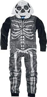 Pijama Dormilón Polar Fleece Fortnite Pieza para Niños