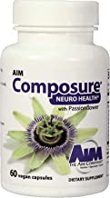 The AIM Companies Composure Neuro Health 60 Capsules