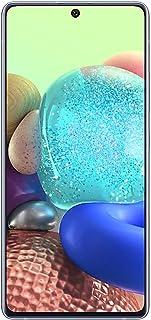 Samsung Galaxy A71 Dual SIM - 128GB, 8GB RAM, 5G LTE, Prism Cube Blue