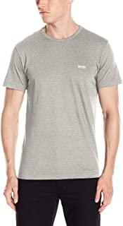 Hugo Boss Men's Modern Fit Basic Single Jersey T-Shirt