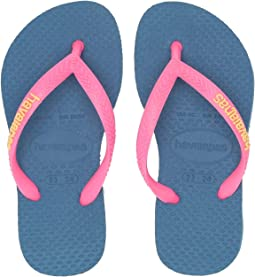 Slim Logo Pop-Up Flip Flops (Toddler/Little Kid/Big Kid)