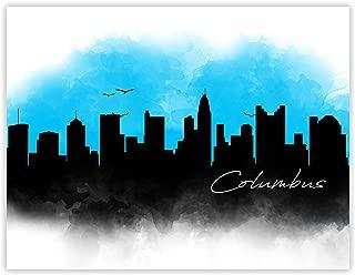Best columbus ohio skyline drawing Reviews