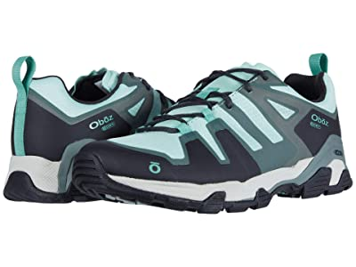 Oboz Arete Low B-DRY (Mint) Women