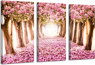 Best pink sunset painting Reviews