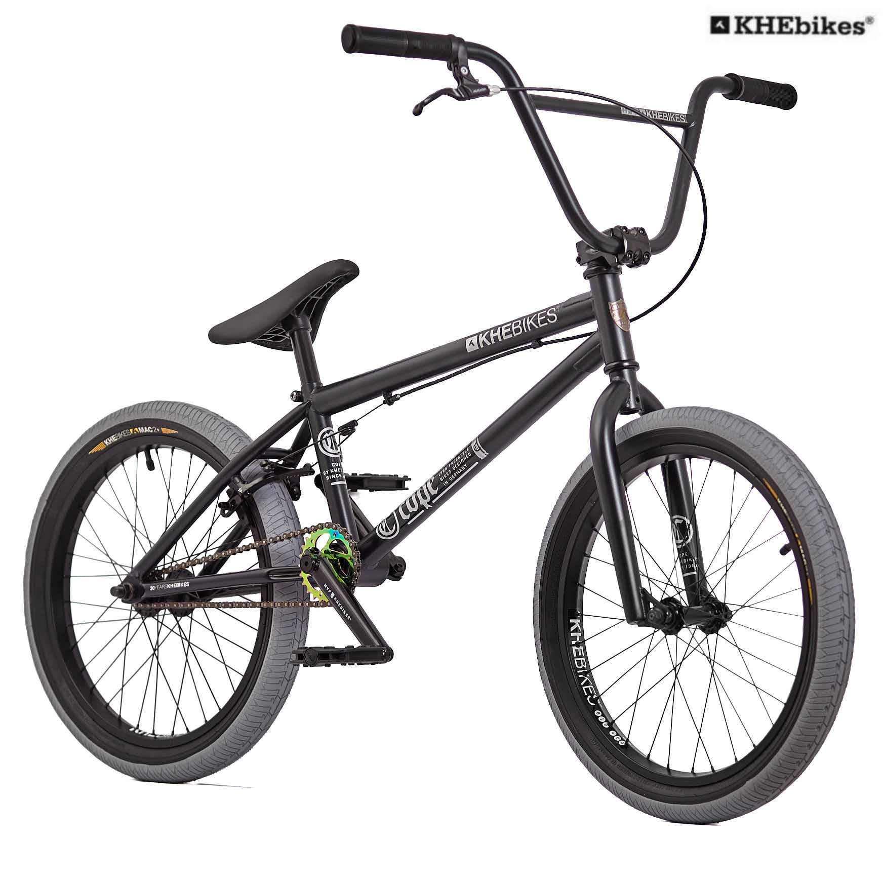 KHE Bmx bicicleta Cope Negro solo 10,7 kg.: Amazon.es: Deportes y aire libre